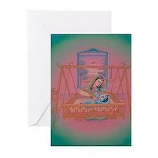 Krishna & Yashoda Cards (Pk of 10)