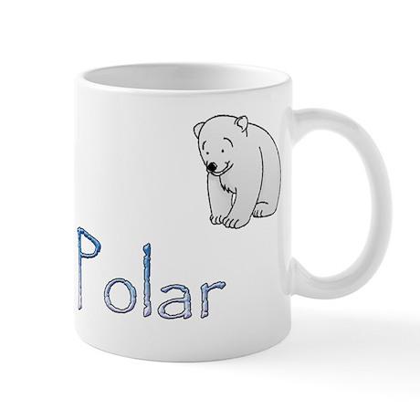 Bi-Polar Bears Mugs