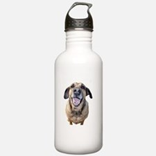 up to the dogs2 Water Bottle