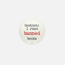 Banned Books Mini Button (10 pack)