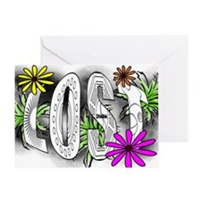 lost2 Greeting Card
