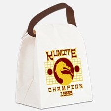 Kumite Canvas Lunch Bag