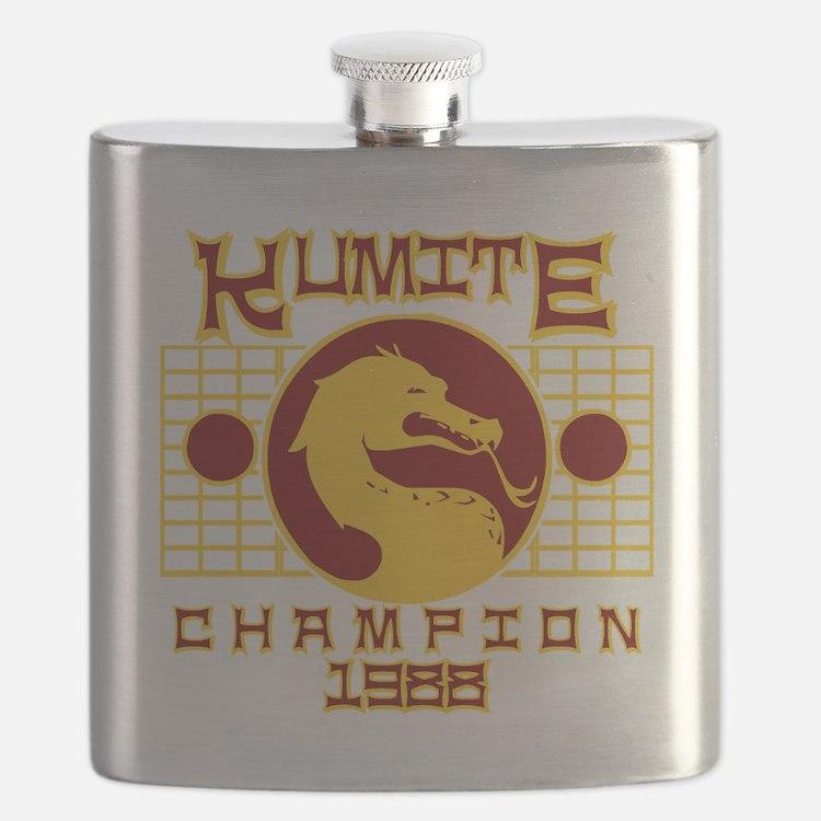Kumite Flask