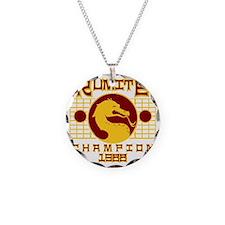 Kumite Necklace