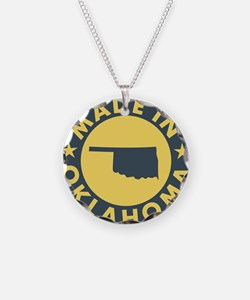Made-In-OKLAHOMA Necklace