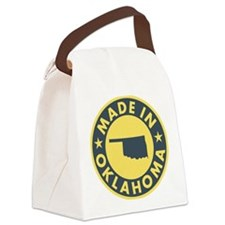 Made-In-OKLAHOMA Canvas Lunch Bag