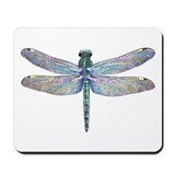 Dragonfly Classic Mousepad