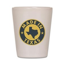 2-Made-In-Texas Shot Glass
