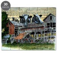 CloverSunset3 Puzzle