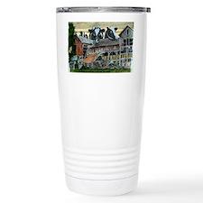 CloverSunset3 Travel Mug