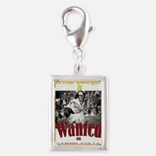 carwin-wanted Silver Portrait Charm