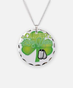LuckyCharm_Soldier Necklace