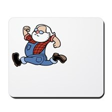 run-johnny-DKT Mousepad