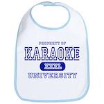 Karaoke University Bib