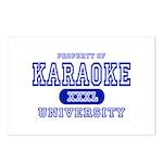 Karaoke University Postcards (Package of 8)