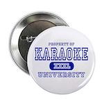 Karaoke University Button