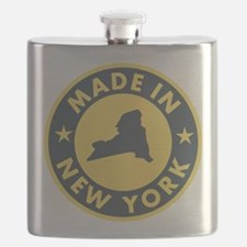 2-Made-In-nEW-yORK Flask