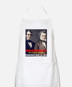 ART LINCOLN DOUGLASS IIIb Apron