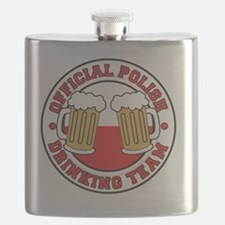 Official Polish Drinking Team Flask