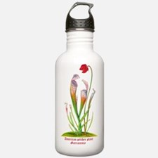 American Pitcher Plant Water Bottle