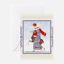 IPAD 8 AUG GDBT DEER Greeting Card