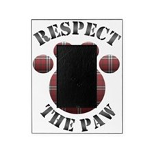 Respect The Paw Picture Frame