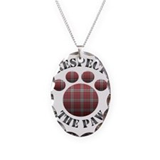 Respect The Paw Necklace