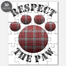 Respect The Paw Puzzle