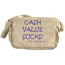 cashvaluekids Messenger Bag
