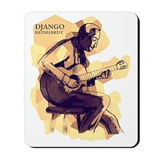 Django Reinhardt Mousepad