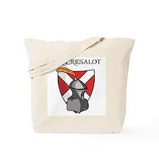 Sir Criesalot Tote Bag