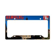 Bamberg Altes Rathaus with Co License Plate Holder
