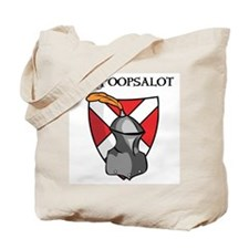 Sir Poopsalot Tote Bag