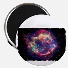 Cassiopia A Shirt Dark Magnet