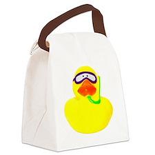 utochka2-trubka Canvas Lunch Bag