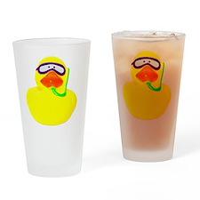 utochka2-trubka Drinking Glass