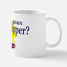 glass slipper (men) Mug