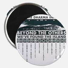 DharmaIsland Magnet