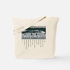 DharmaIsland Tote Bag