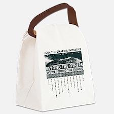 DharmaIsland Canvas Lunch Bag