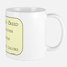Geocacher's Creed Mug