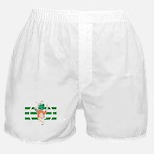 pat261black Boxer Shorts