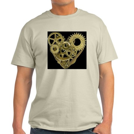 gear heart 3 Light T-Shirt