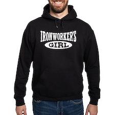 Ironworker's Girl Hoodie