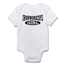 Ironworker's Girl Infant Bodysuit