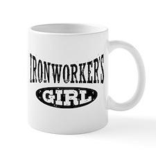 Ironworker's Girl Small Mug