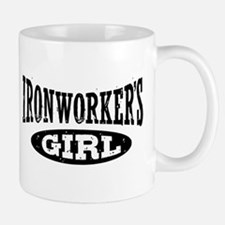 Ironworker's Girl Small Small Mug