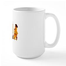 Maxfield Parrish Cat Mug Mug