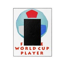 Future World Cup Soccer Player Shirt Picture Frame