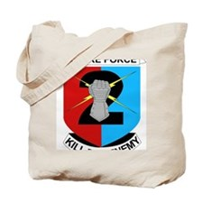 DUI-2ND IN DIV-2 BCT Tote Bag